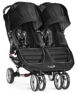 Baby Jogger City Mini Double (Sittvagn för 2)