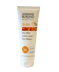 Annemarie Börlind Sun Milk SPF30 125ml