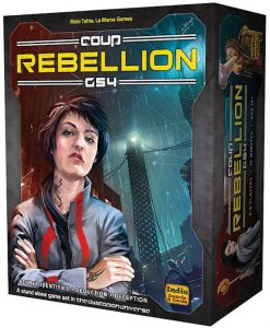 La Mame Games Coup: Rebellion G54