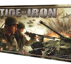 Fantasy Flight Games Tide of Iron (exp.)
