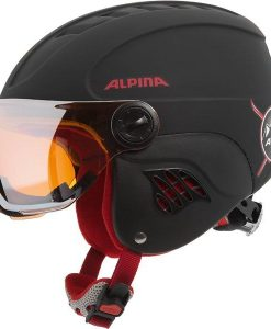Alpina Sports Carat LE Visor Jr