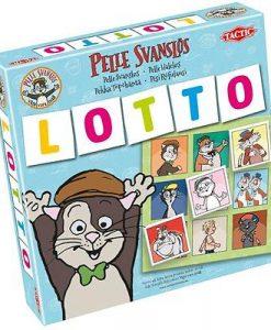 Tactic Pelle Svanslös Lotto