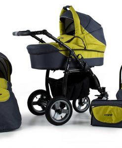 Adbor Zipp (Travel System)