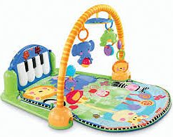 Fisher-Price Kick & Play Piano