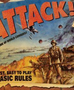 Eagle Games Attack!