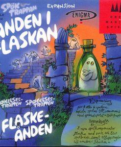 Enigma Spöktrappan: Anden i Flaskan (exp.)