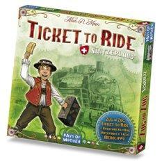 Days of Wonder Ticket to Ride: Switzerland (exp.)