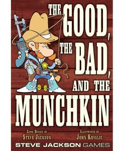 Steve Jackson Games Munchkin: The Good, The Bad And The Munchkin