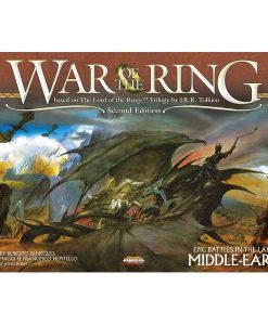 Fantasy Flight Games War of the Ring (2nd Edition)