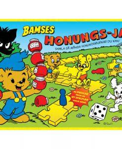 Egmont Kärnan Bamses Honungs-Jakt