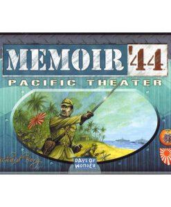 Days of Wonder Memoir 44: Pacific Theater (exp.)