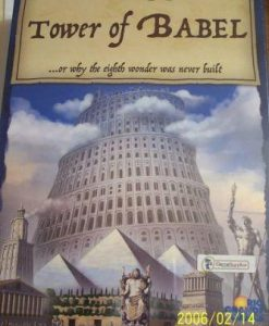 Rio Grande Games Tower of Babel