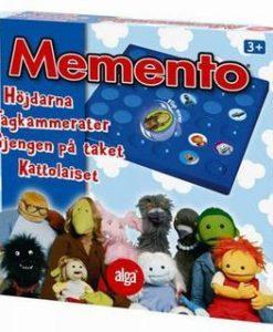 Alga Höjdarna Memento