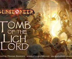 Atlas Games Dungeoneer: Tomb of the Lich Lord