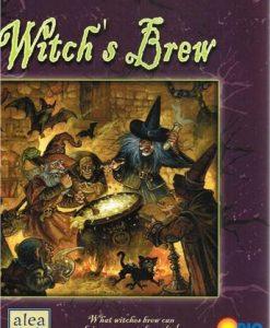 Rio Grande Games Witch's Brew