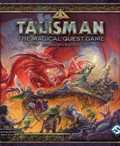 Fantasy Flight Games Talisman (4th, Revised Edition)