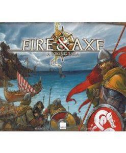 Asmodée Fire & Axe: A Viking Saga