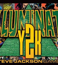 Steve Jackson Games Illuminati: Y2K (exp.)
