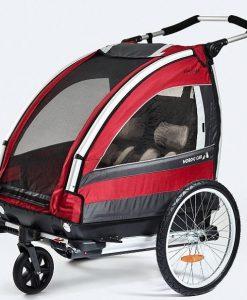 Nordic Cab Explorer (Joggingvagn för 2)