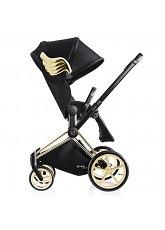 Cybex Priam Platinium Jeremy Scott Edition (Sittvagn)