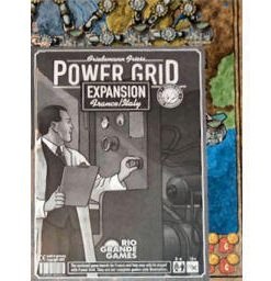 Rio Grande Games Power Grid: France/Italy (exp.)