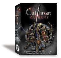Smirk and Dagger Games Cutthroat Caverns