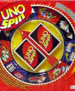 Mattel Uno: Spin