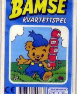Egmont Kärnan Kvartettspel: Bamse