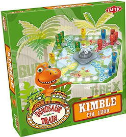 Tactic Kimble Dinosaur Train