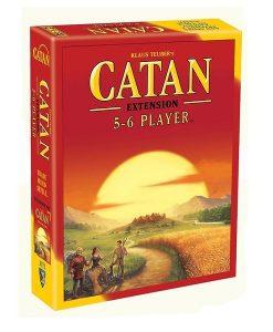 Mayfair Games Catan: 5-6 Spelare (exp.)