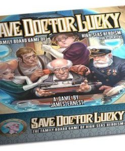 Cheapass Games Save Doctor Lucky