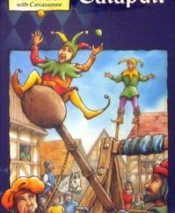 Z-Man Games Carcassonne: Catapult (exp.)