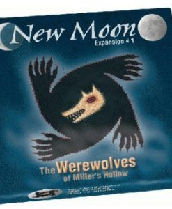 Asmodée Werewolves of Miller's Hollow: New Moon (exp.)