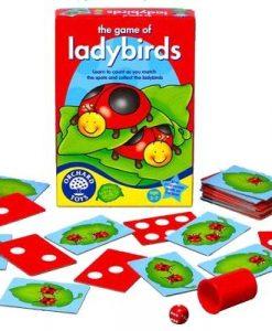 Orchard Toys Nyckelpigespelet