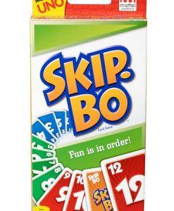 Mattel Uno: Skip-Bo