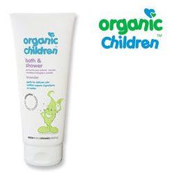 Green People Organic Children Bath & Shower Gel 200ml