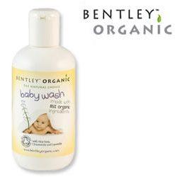 Bentley Organic Baby Wash 250ml