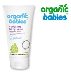 Green People Organic Babies Soothing Baby Salve 100ml