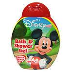 Disney Mickey Bath and Shower Gel 300ml