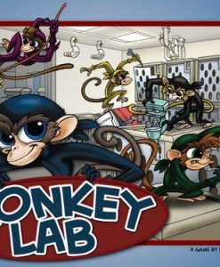 Alderac Entertainment Group Monkey Lab