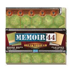 Days of Wonder Memoir 44: Breakthrough (exp.)