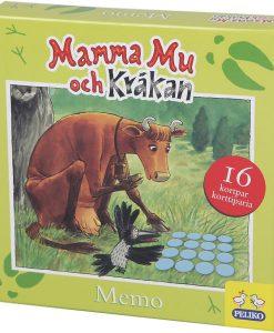 Rabén & Sjögren Mamma Mu Memo