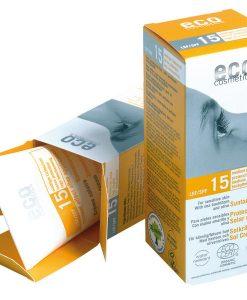 Eco Cosmetics Sun Screen SPF15 75ml