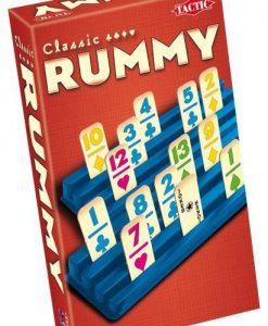 Tactic Rummy (pocket)