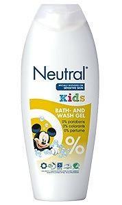 Neutral Kids Bath & Shower Gel 250ml