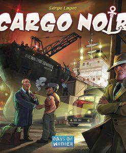 Days of Wonder Cargo Noir
