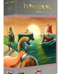 Z-Man Games Poseidon