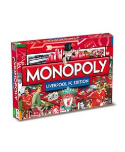 Parker Brothers Monopoly: Liverpool FC