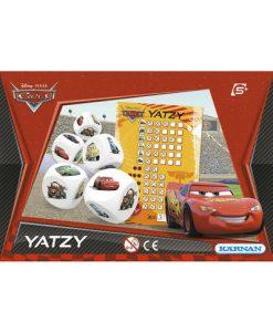 Egmont Kärnan Disney: Cars – Yatzy