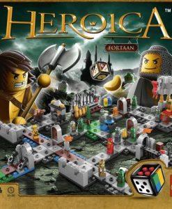 LEGO Heroica Fortaan 3860